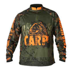 Джерси MINENKO Carp Fishing (XL)