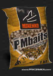 Бойлы пылящие MINENKO Tiger Nut 20мм (1кг)