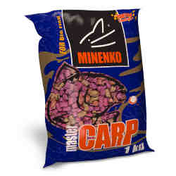 Пеллетс MINENKO Master Carp FRUIT MIX 10мм
